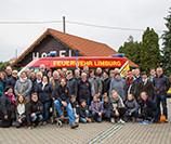 Gemeinsamer Ausflug der FF Müschen und FF Offheim nach Erfurt